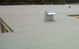 flat roof job